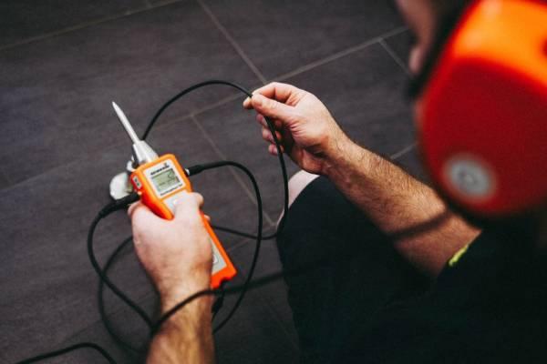 Der Einsatz von elektroakustischer Leckortung